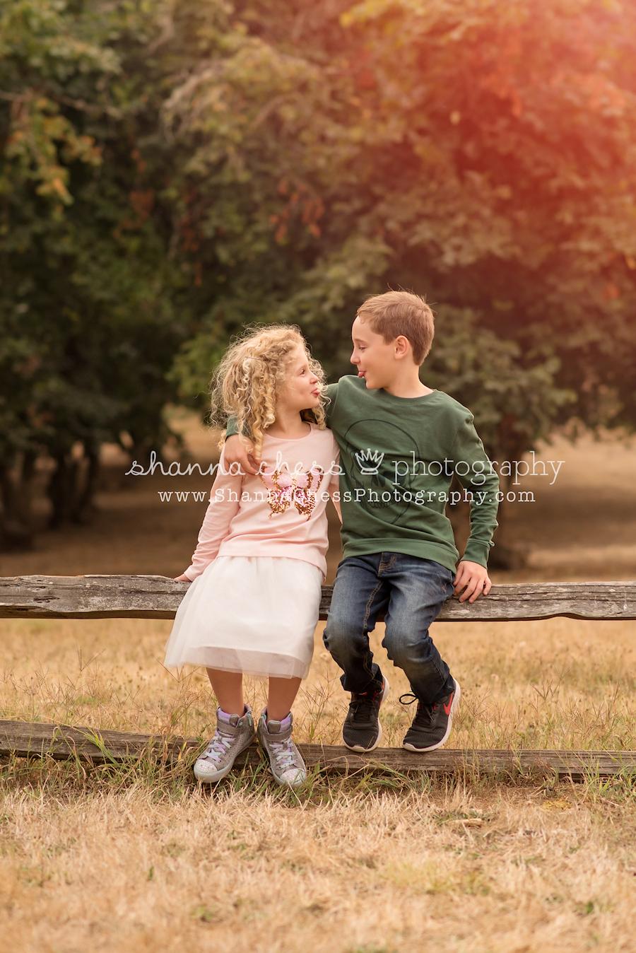 eugene oregon family and child photographer
