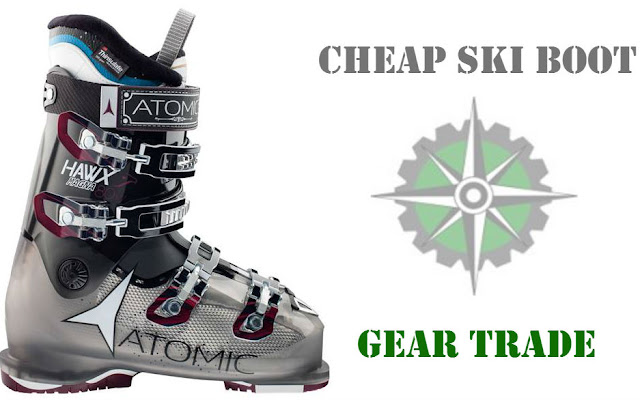 cheap ski boot