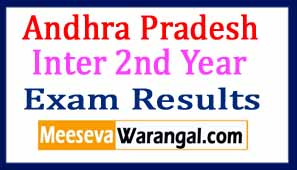 AP Inter 2nd Year Exam Results 2017
