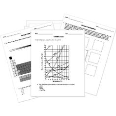 Budget Friendly Homeschooling: Free Chemistry Worksheets