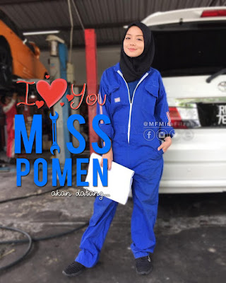 Sinopsis Telefilem Love You Miss Pomen (TV9)