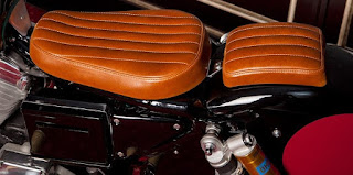 marley sportster with rear long fender by mr martini seat