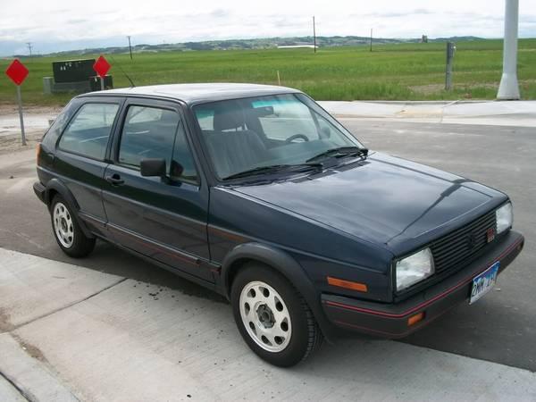 1987 VW Golf 16-Valve GTI - Buy Classic Volks