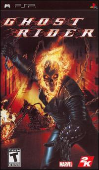 Ghost Rider (El Vengador Fantasma) [PSP] [Español] [MEGA]