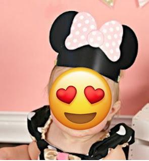 Cabezas de Minnie con Lazos