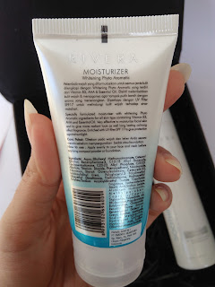 Rivera Deep Milk Cleanser, Soothing Lotion, dan Moisturizer Review