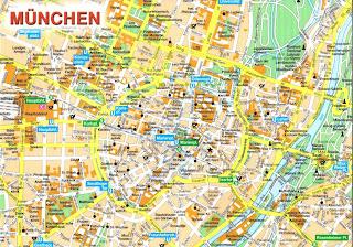 Centro de Múnich.