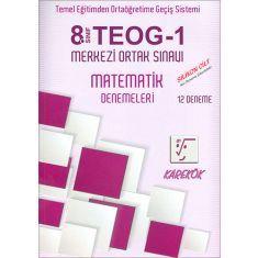 Karekök 8.Sınıf TEOG-1 Matematik Denemeleri (2017)