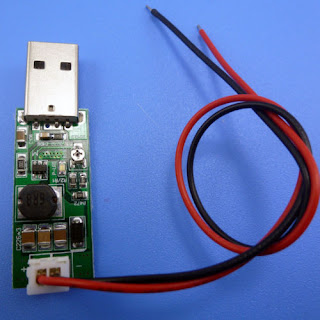 DC-DC Converter 5V to 6V 9V 12V Adjustable Output USB Step Up Boost Power Module
