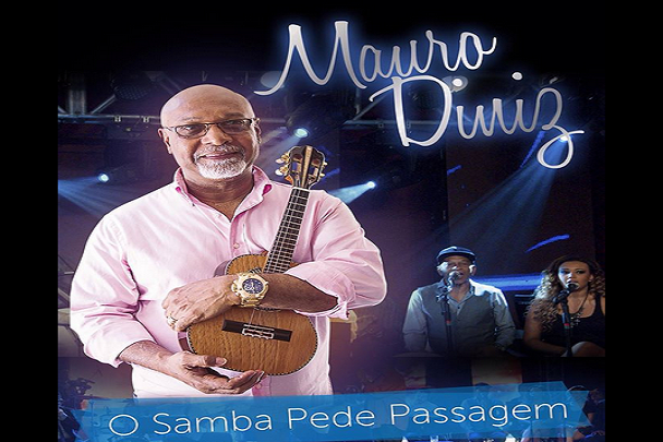 Mauro Diniz – Tímida Tentação (Part. João Diniz) (2015)