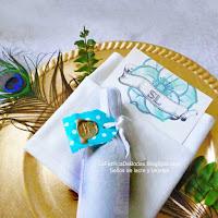 venta Sello de lacre en empaque de mini botella  de vino para recuerdo de boda recepcion tarjeta con menu
