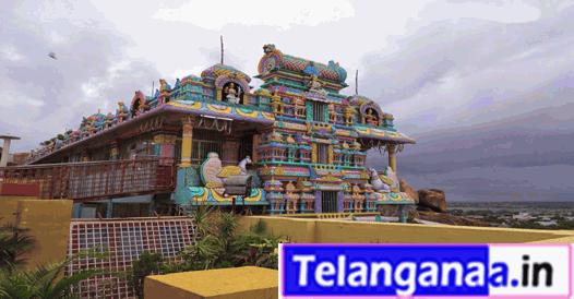 Vidya Saraswathi Kshetram in Telangana