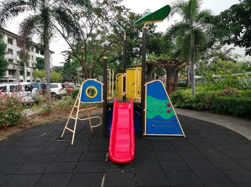 Huawei Y9 2019 Main Camera Sample - Outdoor, Playground with AI