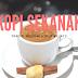 Kopi Sekanak Dapur Melayu, Tradisi Ngopi ala Raja
