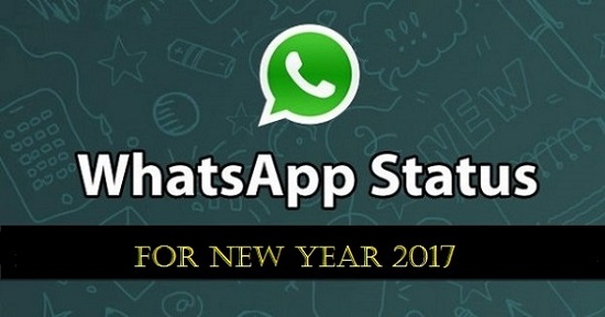 Happy New Year 2017 - Whatsapp Status, Short Quotes, SMS & HD Wallpapers