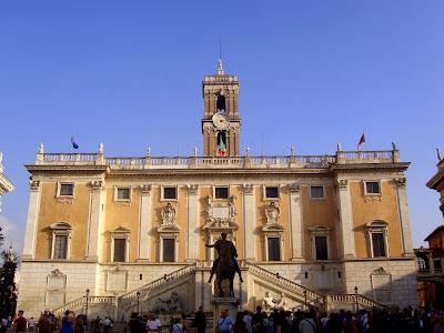piazza capitoliului