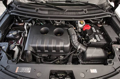 Ford Explorer Engine Spesifications