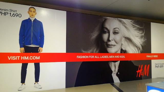 H&M Iloilo