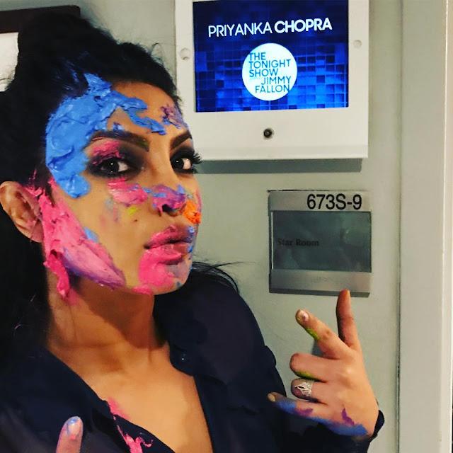 Priyanka-Chopra-holi-celebrating-pic-on-Instagram