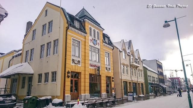 Verdensteateret, Tromsø - Noruega, por El Guisante Verde Project