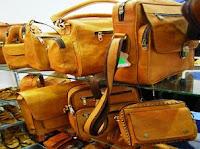 Kerajinan berbahan alam dari kulit sebagai potensi kerajinan berbahan alam di indonesia