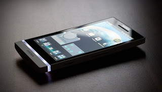 Sony Xperia S side