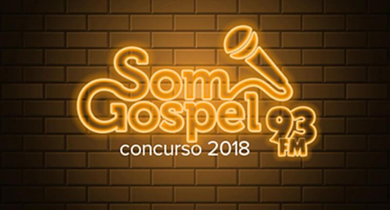 Som Gospel concurso 2018