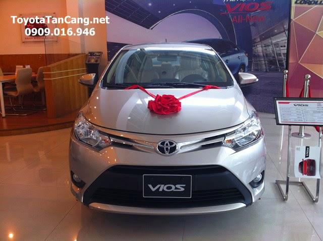 Toyota Vios 2015 đạt doanh số cực lớn trong quý 1 năm 2015