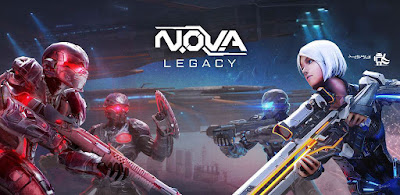 N.O.V.A. Legacy Mod (Unlimited Money + Free Shopping) Apk Download