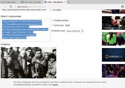 Come catturare un filmato dal web e metterlo in PowerPoint dentro una presentazione
