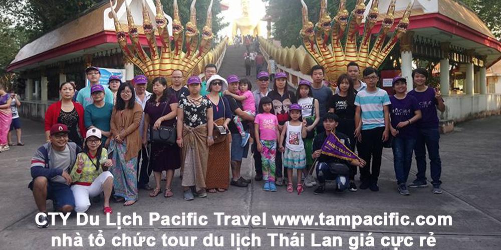 CTY Du Lịch Pacific Travel nhà tổ chức tour du lịch Thái Lan giá cực rẻ