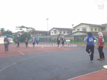 Netball: Training & Friendly Match