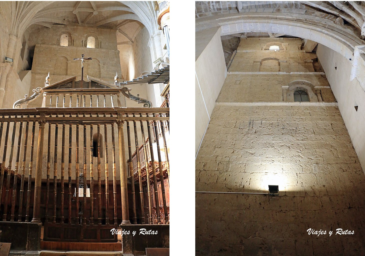 Torre románica de la iglesia de santa Eulalia de Paredes de Nava