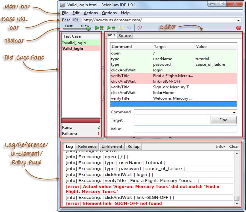 Error Executing Javascript Selenium