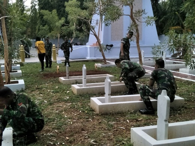 Taman Makam Pahlawan Kadilangu