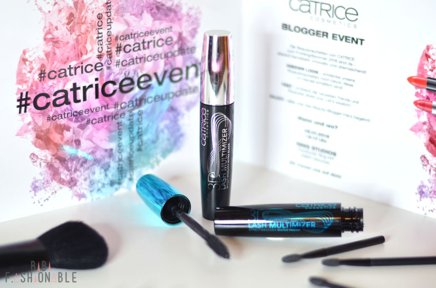 Catrice 3D Lash Multimizer Effect Mascara