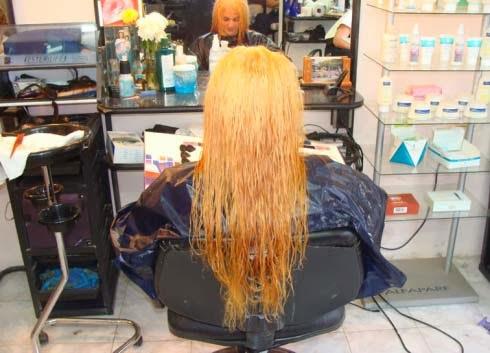Información Gratuita Sobre Técnicas De Peluqueria Y Escuelas De Peluqueria El Decapado How To Make A Discoloration In Hair