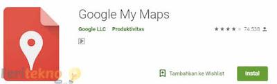 Cara Menambahkan Tempat di Google Maps Android 2