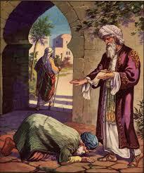 SUY NIỆM CHÚA NHẬT 24 THƯỜNG NIÊN - A