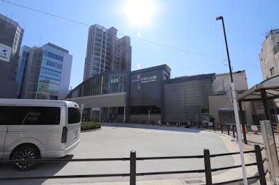 変わりゆく駅前再開発 ひばりヶ丘駅 北口 最終段階へ2019/02/23