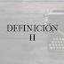INFANCIA - Definición II