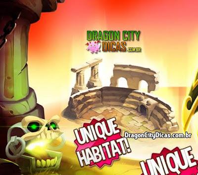 Habitat Gladiador - Revelado!