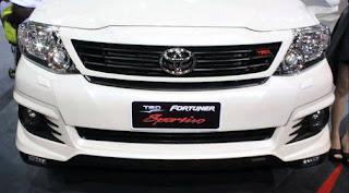 Harga Mobil Fortuner TRD Sportivo