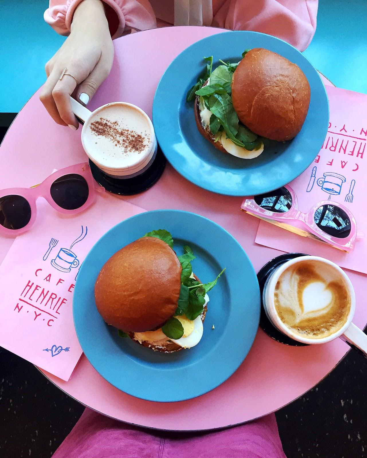 Breakfast at Cafe Henrie, New York City, Best Brunch