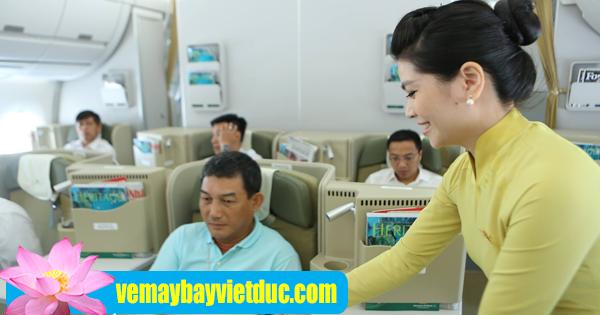 Mua vé khuyến mãi Vietnam Airlines giá chỉ từ 299k
