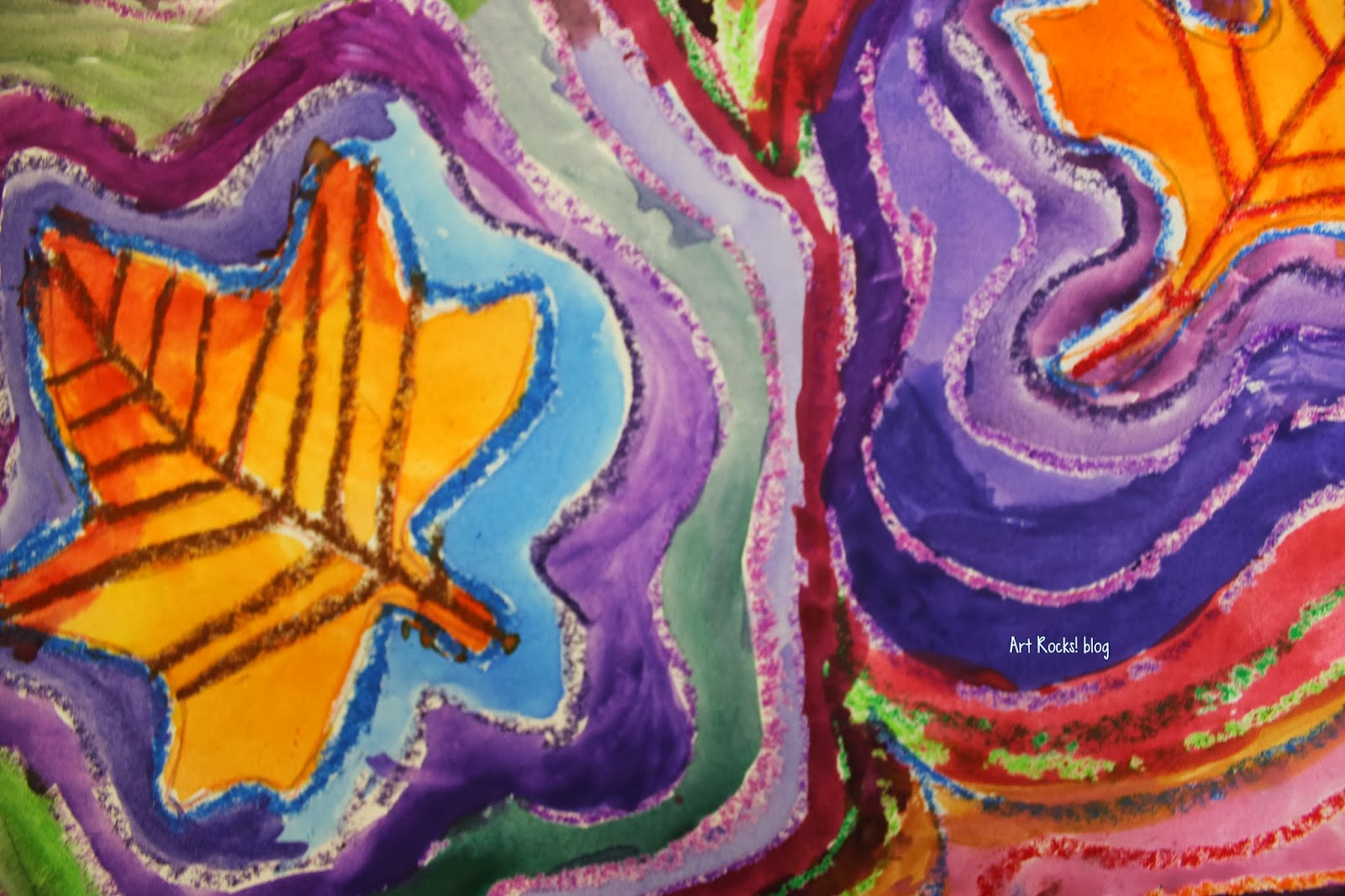 Fall Art Projects For Third Graders