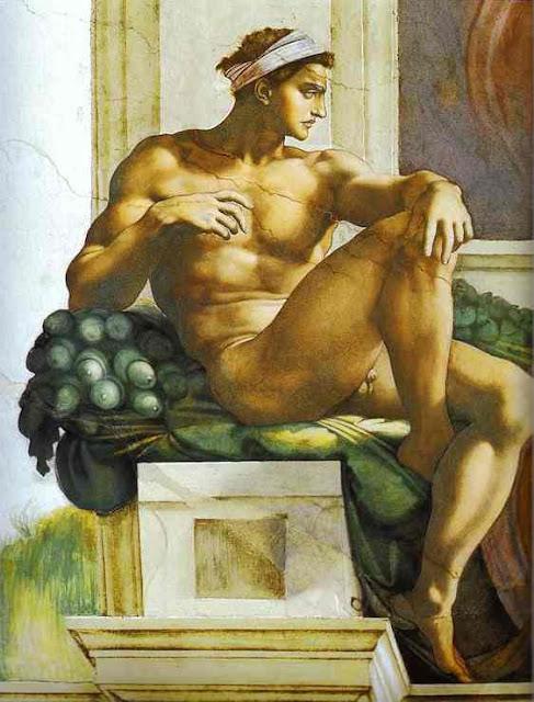 Tranh Michelangelo