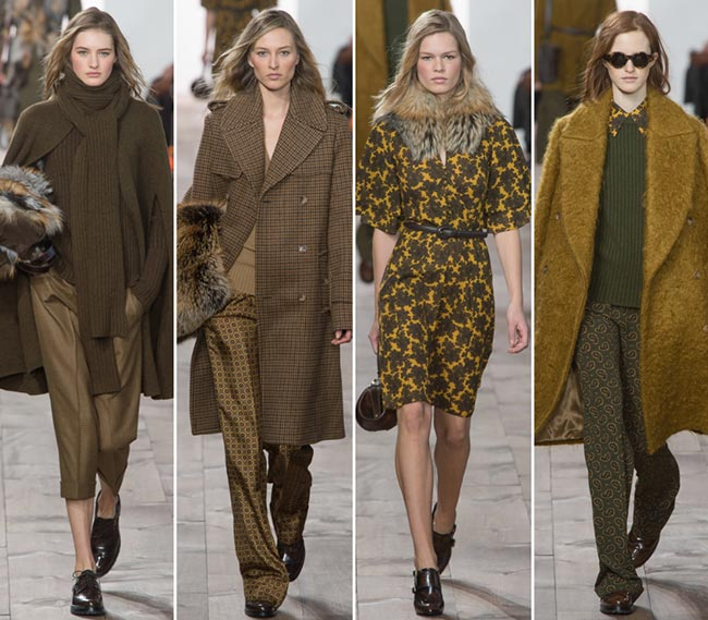 Fall Fashion Collection: High Heels In The Wilderness: What's With Brown?