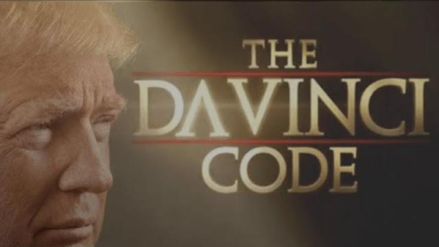 Ο Κώδικας Ντα Βίντσι – Η γραμμή αίματος του Αντχρίστου – Σύνδεσμος με τον Ντόναλντ Τράμπ