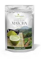 Teaologist organic Japanese matcha tea powder
